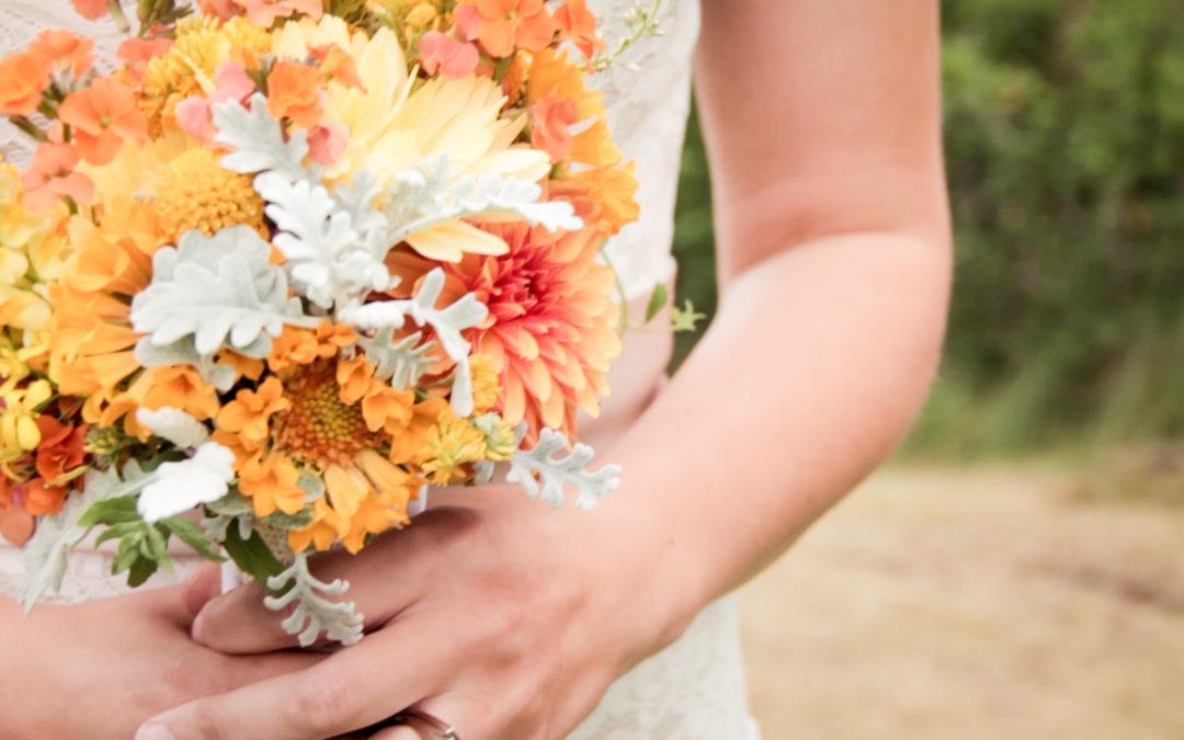 Halibut Cove Wedding