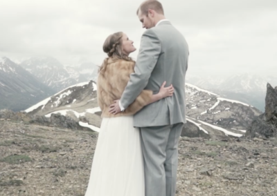 Meredith and Griff's Mountain Top Wedding